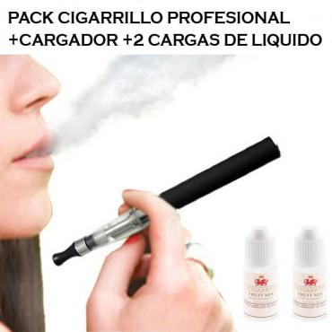 Cigarrillo Electronico Profesional + 2 Liquidos