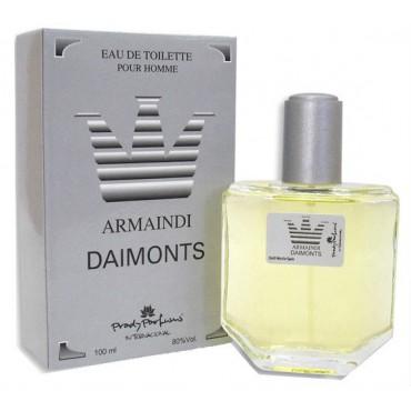 Perfume Armaindi equivalente a Emporio Armani Diamonds for Men