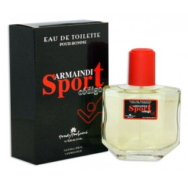 Perfume Armaindi Sport equivalente a Armani Sport Code for Men