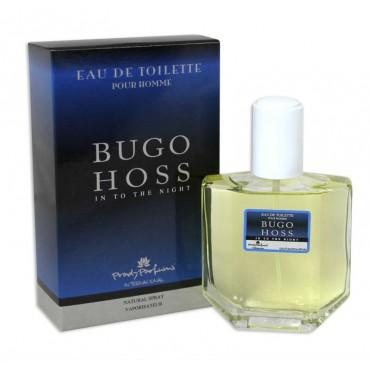 Perfume Bugo Hoss Night equivalente a Hugo Boss Bottled Night