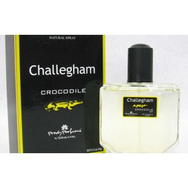 Perfume Challegham Cocodrilo equivalente a Lacoste Challenge Hombre