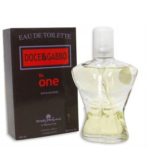 Perfume Doce & Gabbo Be one equivalente a Dolce & Gabanna The One