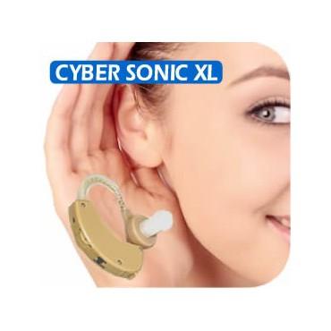 Audifono Amplificador Sonido Cyber Sonic Tipo Silver Sonic Xl