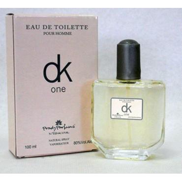 Perfume Ok One equivalente a Ck One Calvin Klein