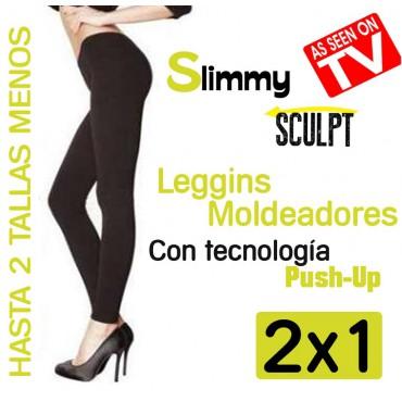 Leggins Modeadores Slimmy Sculpt