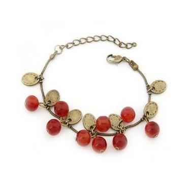 Pulsera Red Berries