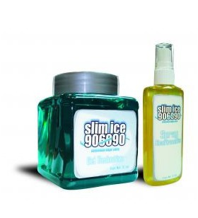 Gel Crioterapia Slim Ice 90 60 90