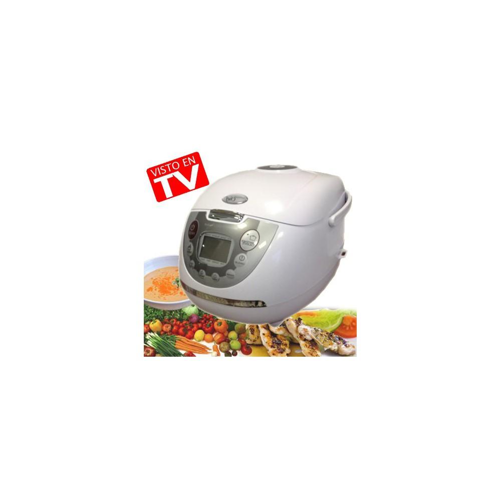 Robot De Cocina Cooker Matic | Robot De Cocina O Matic Supreme Chef Robot De Cocina Teletienda