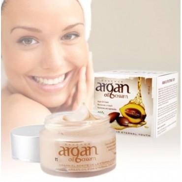 Especificaciones de Crema de Argán 50 ml