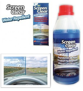 Repelente de Agua Screen Clear Water