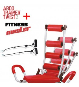 Ab Twister + Fitness Master