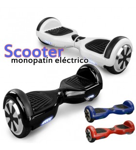 Monopatin eléctrico Hoverboard Scooter 600W