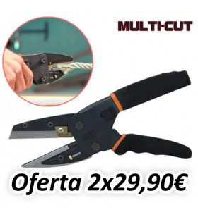 Multi-Cut Tijera, Alicate y Cutter