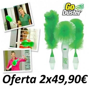 Plumero Go Duster Instant