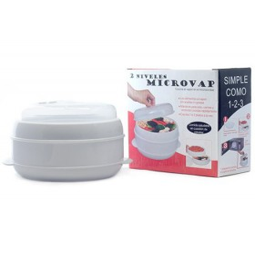 Envase MicroWave Steamer