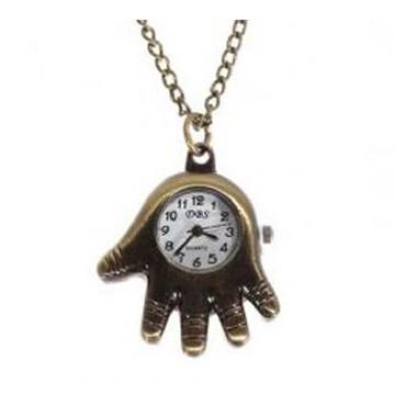 Reloj Colgante Vintage Mano
