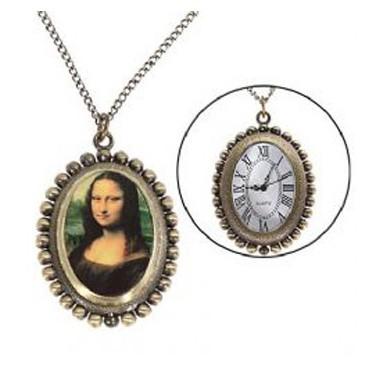 Reloj Colgante Vintage Gioconda