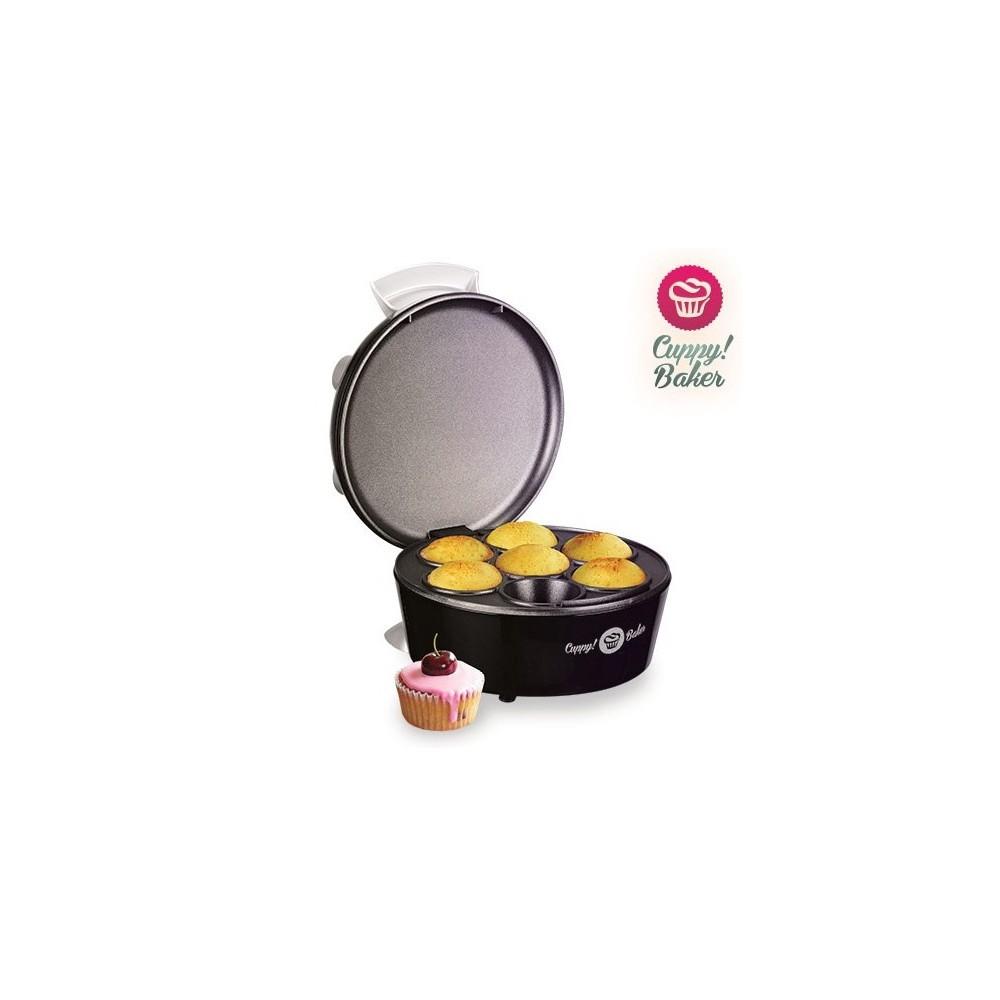 Máquina para hacer magdalenas Cuppy Baker