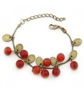 Pulsera Red Berries