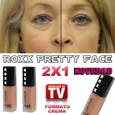Crema Antiarrugas Roxx Pretty Face 2X1 Formato Crema