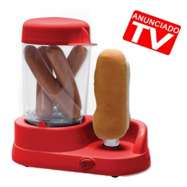Maquina Hot Dog