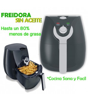 Freidora sin Aceite Air Light Fried