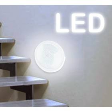 Plafón LED con mando 2X1