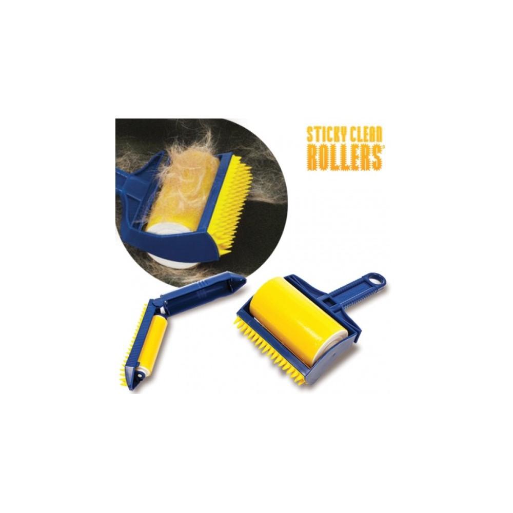 Rodillo Sticky Clean Roller + Rodillo Viaje