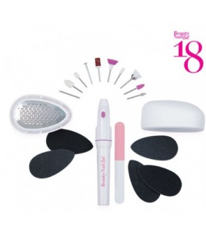 Set Pedicura Beuty Nail 18