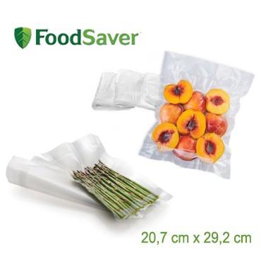 32 bolsas de envasado al vacío 20,7 x 29,2 cm