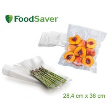 Pack 32 bolsas de envasado al vacío 28,4 x 36 cm FoodSaver