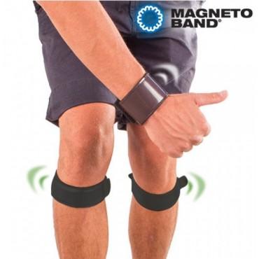 Rodillera y muñequera magneticas Magneto Band