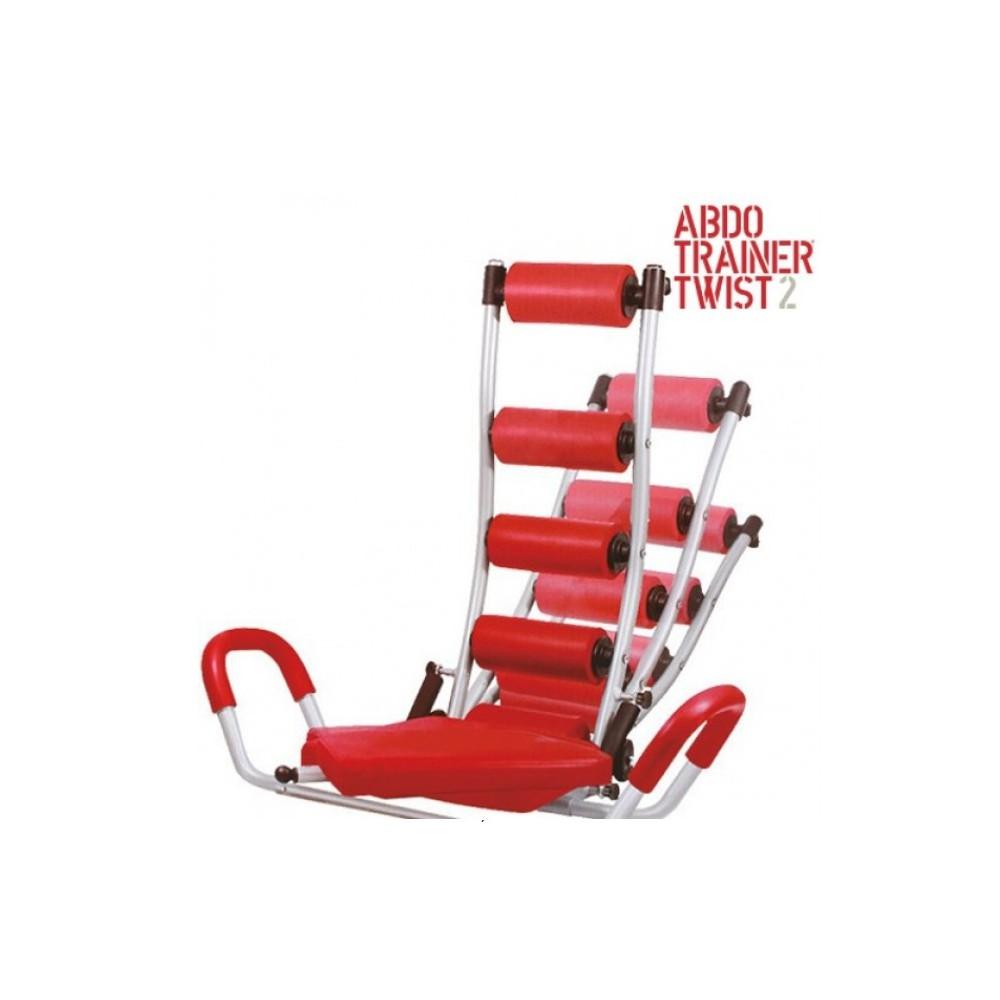 Ab Twister + Zoom Gym