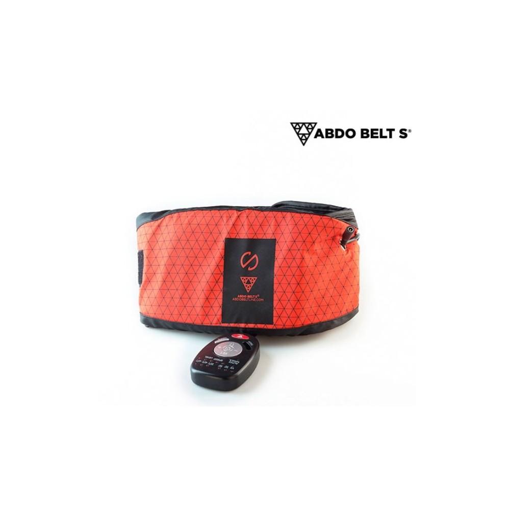 Cinturón Vibratorio con Efecto Sauna Abdo Belt S