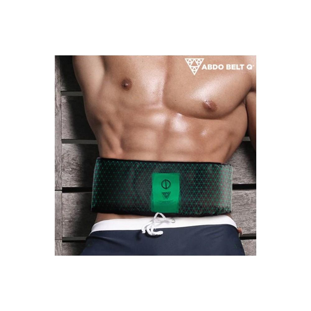Cinturón Vibratorio Abdo Belt Q