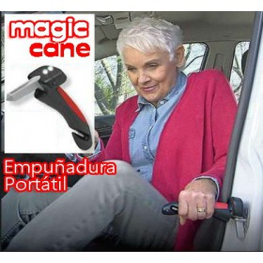 Car Cane Magic Empuñadura Portatil
