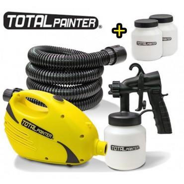 Total Painter pistola de pintura Pulverizadora profesional