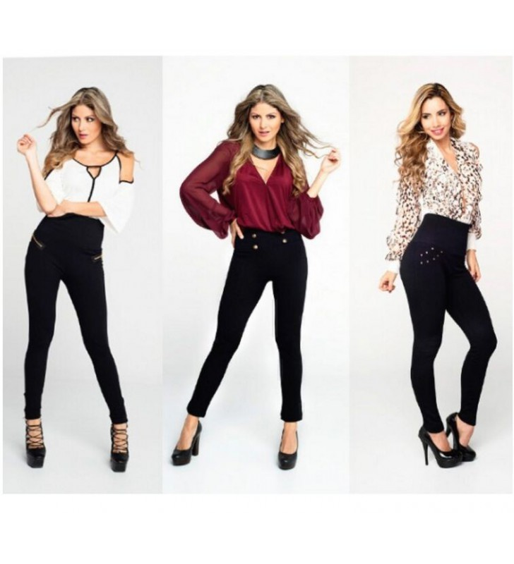Hollywood Leggins Pack 3