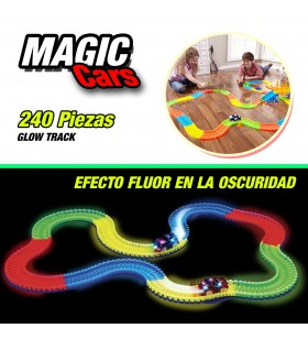 Magic Cars Circuito de carreras