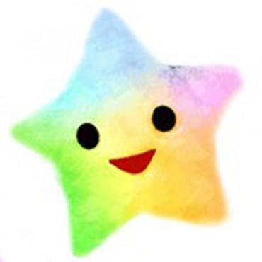 Cojín Luz Estrella