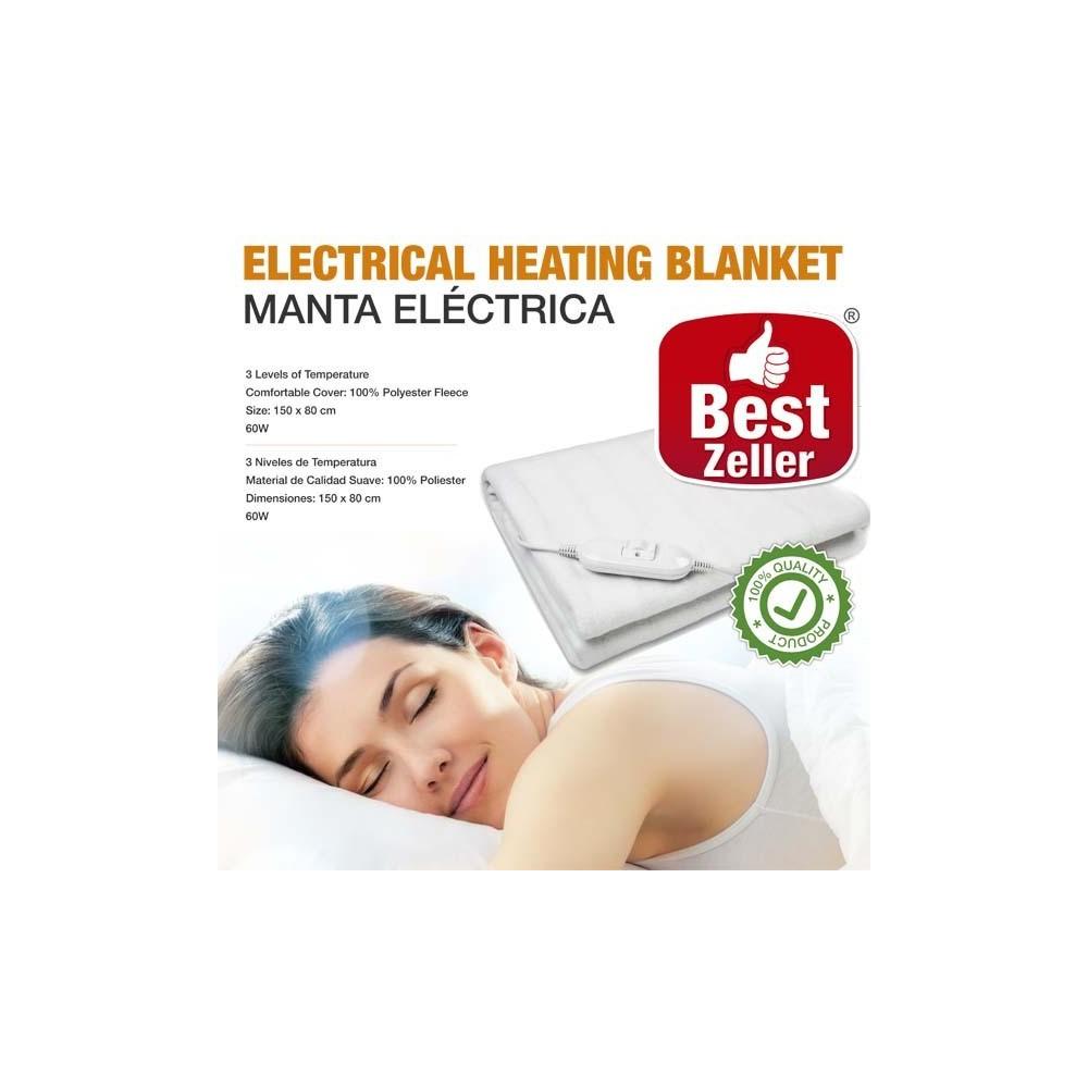 Manta Eléctrica  Best Zeller Medida 150x180