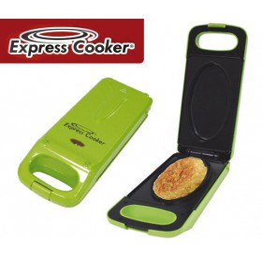 Plancha Express Cooker - (Verde)