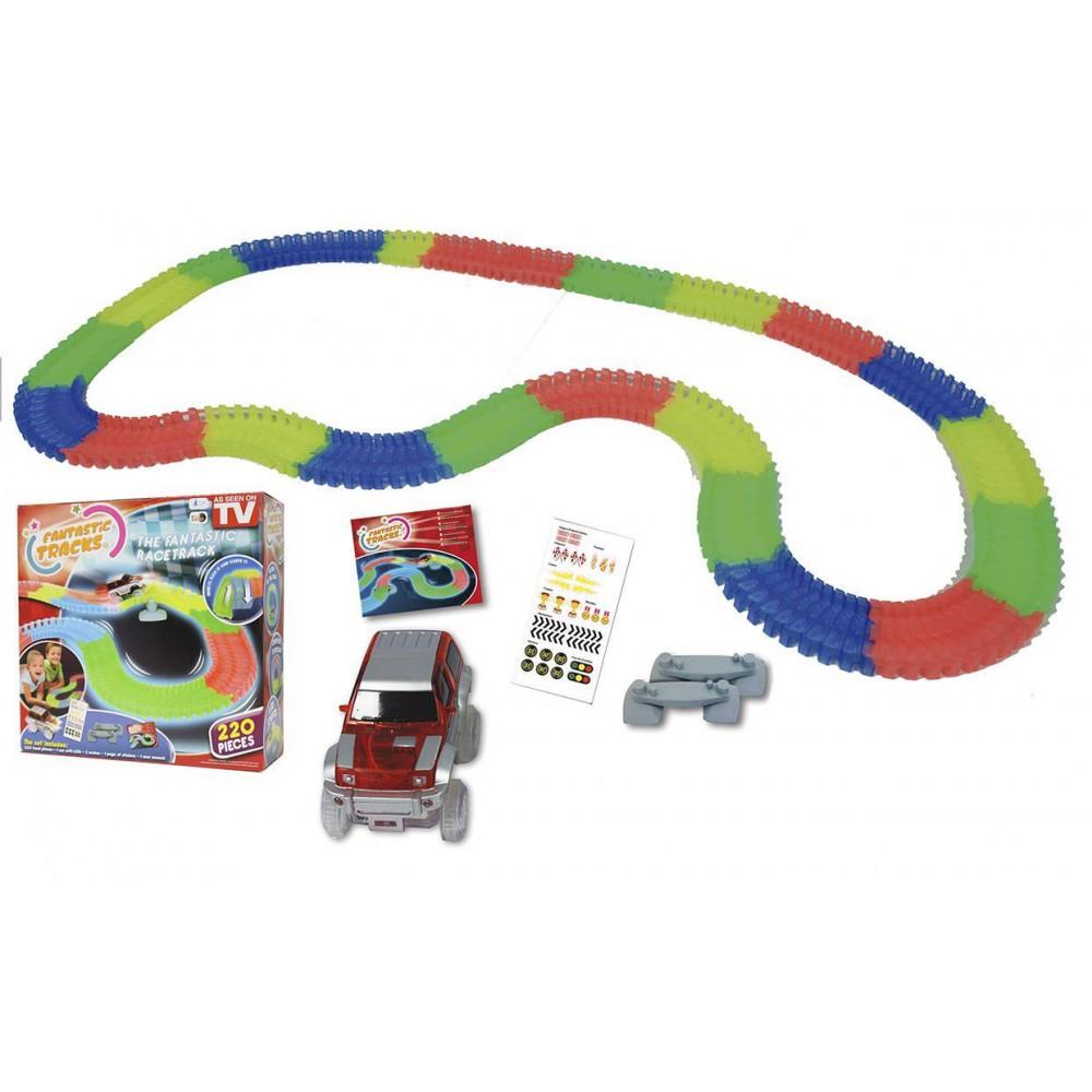 Fantastic Tracks circuito de coches