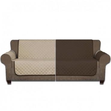 Funda de sofá Reversible