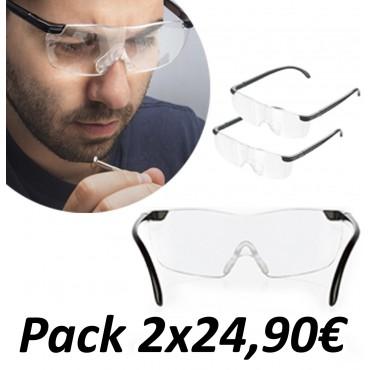 Gafas de aumento Zoom