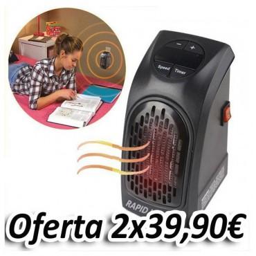 Pack 2 Mini Calefactor...