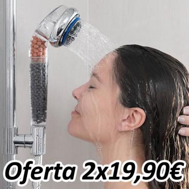 Alcachofa de ducha Ultimate...