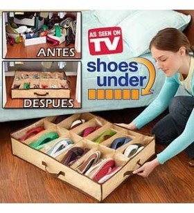 Organizador de Zapatos Shoes Under