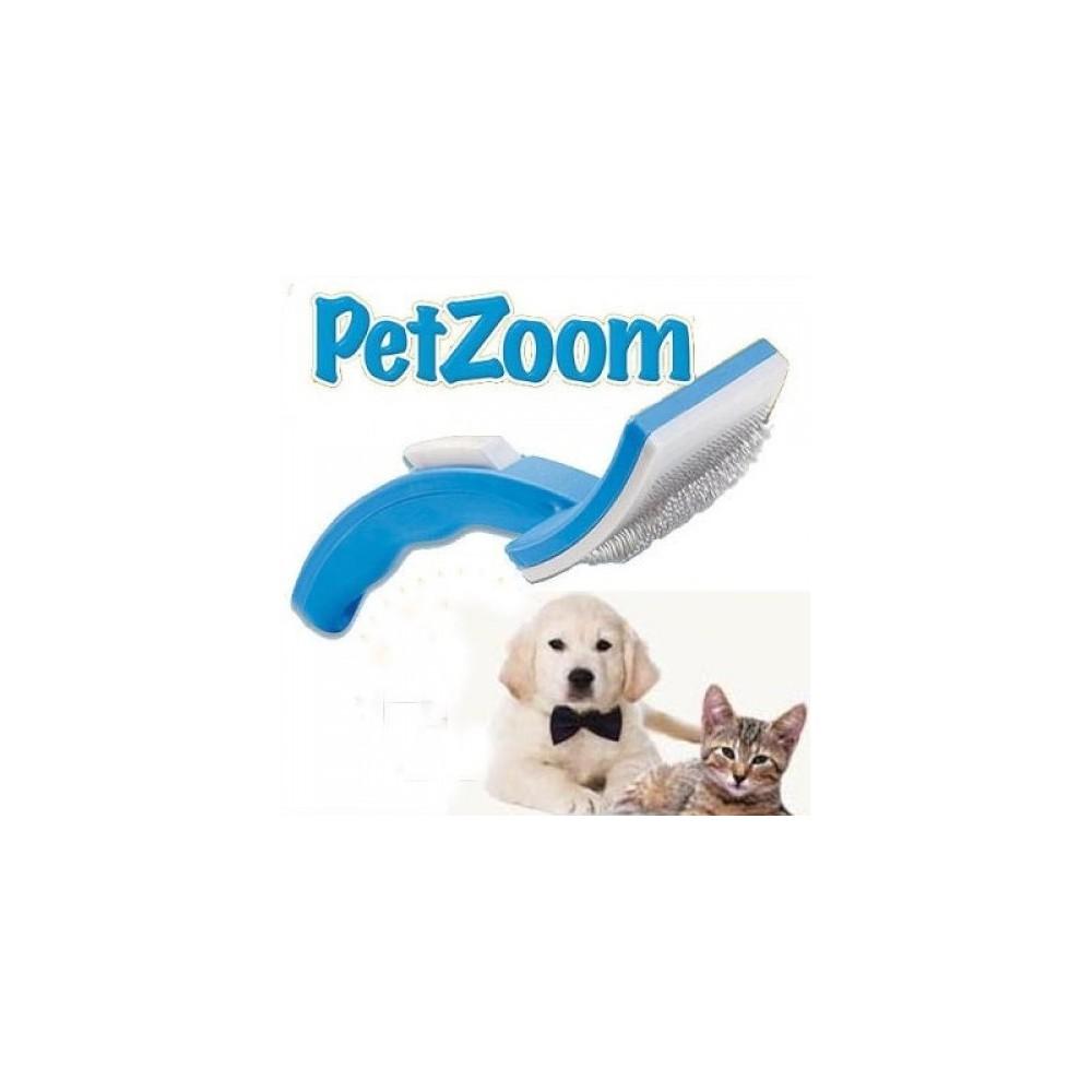 Cepillo Quitapelos Pet Zoom