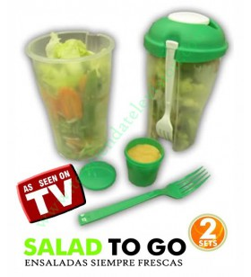 Salad To Go (2 Unidades)